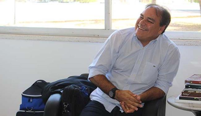 Nei Pandolfo, diretor de futebol do Bahia, concedeu entrevista ao Bahia - Foto: EC Bahia | Divulgação