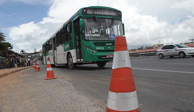 Conforme a Semob, o local não possuía transporte público por falta de estrutura - Foto: Lúcio Távora | Ag. A TARDE