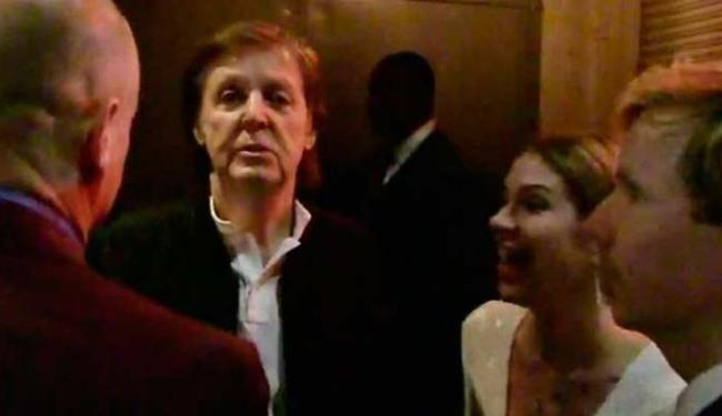 Paul foi barrado na festa do rapper Tyga - Foto: Reprodução | Internet
