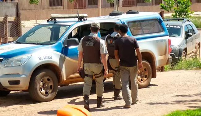 Polícia Militar esteve no local do acidente - Foto: Reprodução | Blog Braga