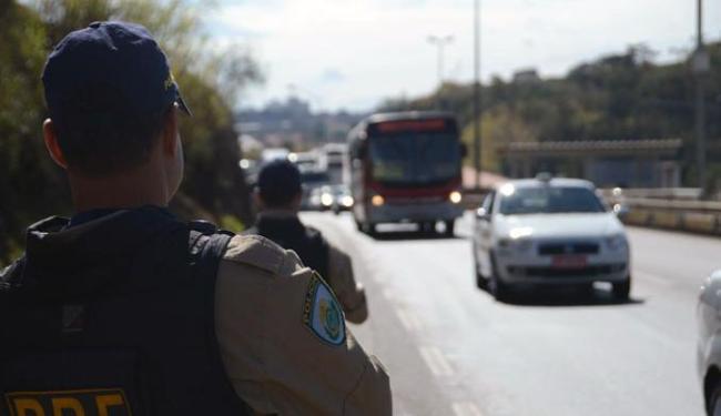 Polícia Rodoviária Federal divulgou balanço de apreensões nas rodovias baianas em 2015 - Foto: Divulgação | Polícia Rodoviária Federal