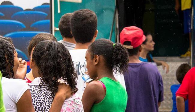 Projeto inicio viagem no Distrito Federal, no último dia 25 de janeiro - Foto: Divulgação