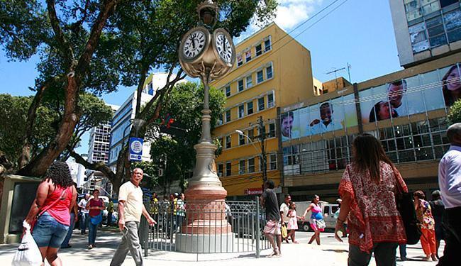O horário de verão acaba no próximo domingo, 21 - Foto: Edilson Lima l Ag. A TARDE