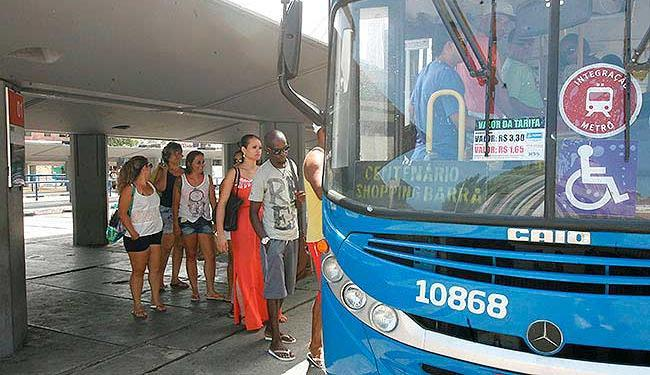Rodoviários chegaram a acordo sobre bonificação do Carnaval - Foto: | Ag. A TARDE