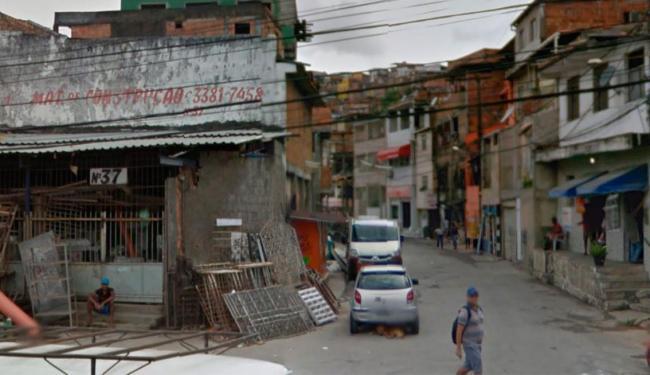 Divaldo Souza da Conceição, 55 anos, foi atingido por três disparos de arma de fogo - Foto: Reprodução | Google