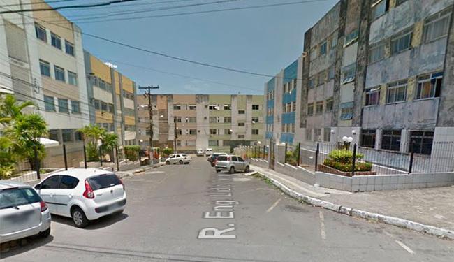 O caso aconteceu na rua Engenheiro Lídio Campos, no bairro da Federação - Foto: Reprodução | Street View