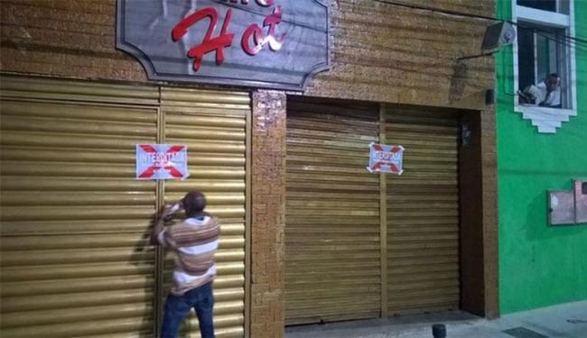 Casa foi interditada na terça-feira, 16 - Foto: Divulgação