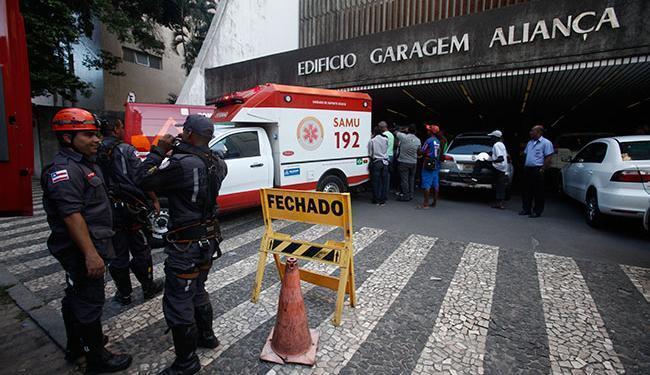 Não há informações sobre o estado de saúde do motorista - Foto: Lúcio Távora | Ag. A TARDE