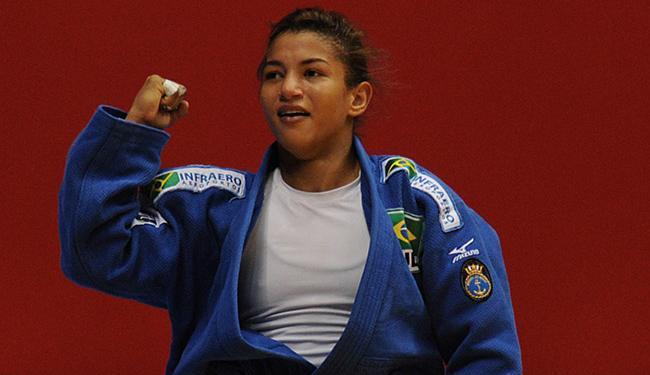 Sarah irá disputar o Grand Slam de Paris no final de semana - Foto: CBJ l Divulgação