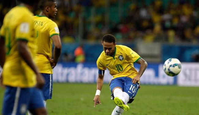 Brasil vai enfrentar o Uruguai em clássico sul-americano - Foto: Raul Spinassé l Ag. A TARDE