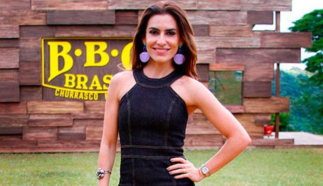 A estreia do programa BBQ Brasil, comandado pela baiana, foi ao ar neste sábado, 13 - Foto: Divulgação   SBT