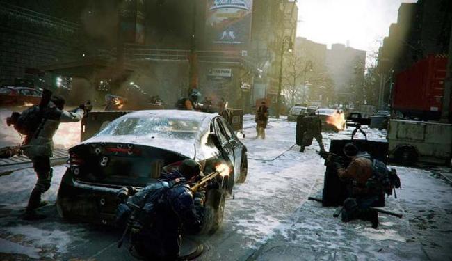Game se passa em um futuro no qual um vírus devastou Nova Yorke - Foto: Divulgação