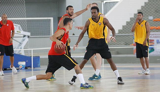 Equipe rubro-negra busca classificação ao playoff - Foto: Luciano da Matta   Ag. A TARDE