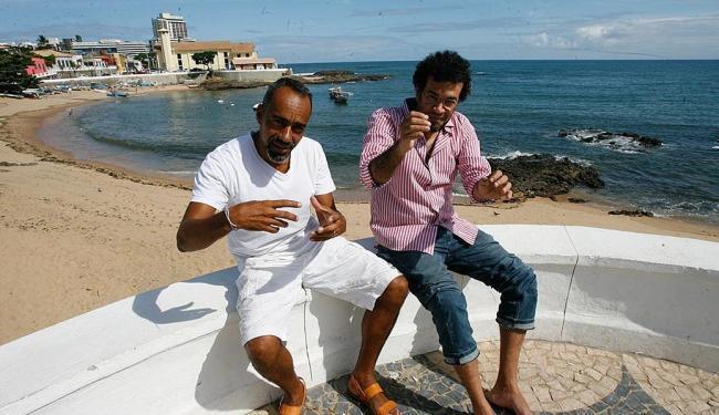 O pianista Ubiratan Marques e o baixista Luciano Calazans são os idealizadores do projeto - Foto: Margarida Neide   Ag. A TARDE