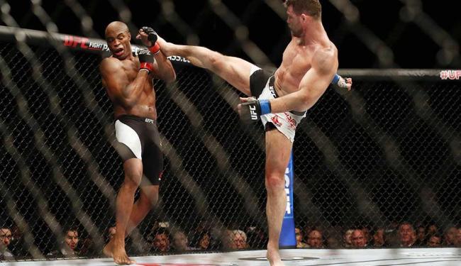 A luta durou cinco rounds - Foto: Matthew Childs   Reuters