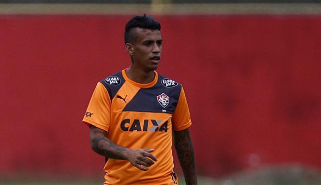 Atacante participou diretamente de três gols nos dois jogos que o Leão disputou em 2016 - Foto: Joá Souza | Ag. A TARDE