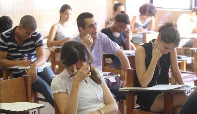As 80 vagas são destinadas apenas para alunos de baixa renda - Foto: Lúcio Távora | Ag. A TARDE