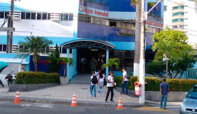 Alunos das redes particular e pública retomam as atividades nesta segunda-feira - Foto: Edilson Lima | Ag. A TARDE