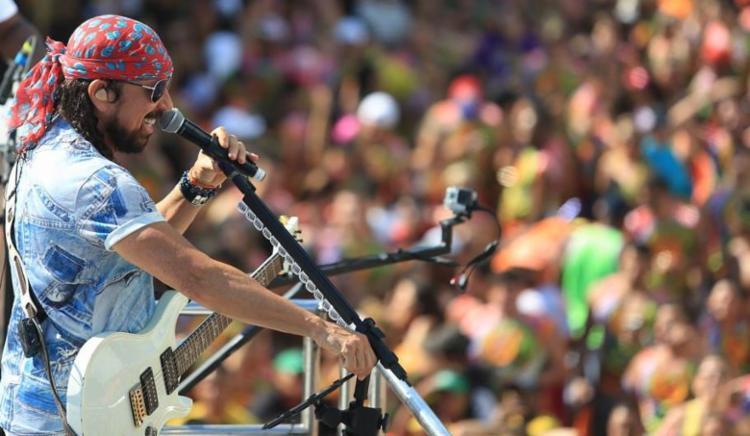 Bell Marques, cantor - Foto: Joa Souza | Ag. A TARDE