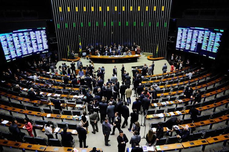A conclusão da votação permite que parlamentares estejam liberados para o recesso parlamentar - Foto: Pedro França | Agência Senado