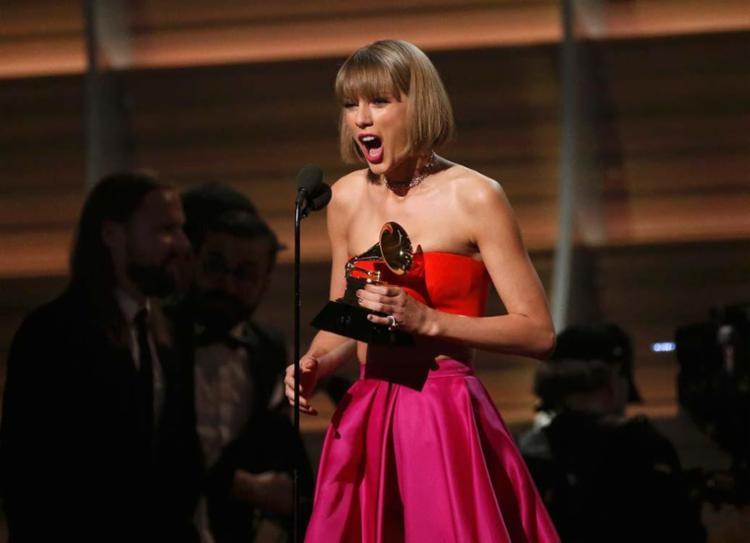 A cantora Taylor Swift não estava no local no momento da invasão - Foto: Agência Reuters