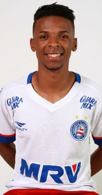 Henrique, 22 anos, é emprestado até o fim de 2016 - Foto: Divulgação   E.C.Bahia