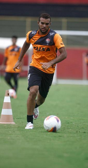 Welison tem agradado nos treinamentos do Barradão - Foto: Joá Souza | Ag. A TARDE