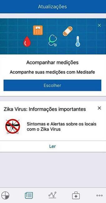 App também envia dicas sobre como ajudar a prevenir a propagação do mosquito - Foto: Divulgação