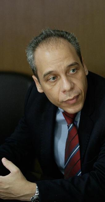 Rony José Silva, delegado da Polícia Federal: 'É a imprensa que blinda a lava jato' - Foto: Adilton Venegeroles l Ag. A TARDE