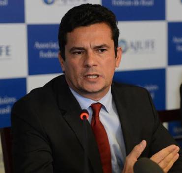 O juiz federal Sergio Moro, da 13ª Vara Federal de Curitiba - Foto: Fabio Rodrigues Pozzebom l Agência Brasil