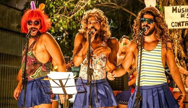 A Música de Quinta participa da abertura - Foto: Andrea Magnoni | Divulgação