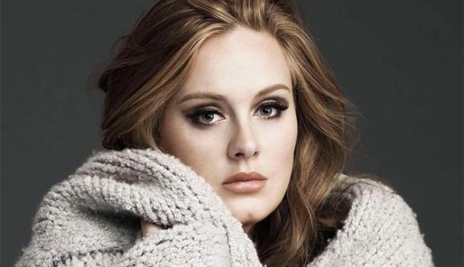 Adele desabafou durante o show - Foto: Divulgação