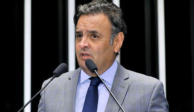 Além da suposta propina, Delcídio também aponta outras irregularidades envolvendo Aécio - Foto: Waldemir Barreto   Agência Senado
