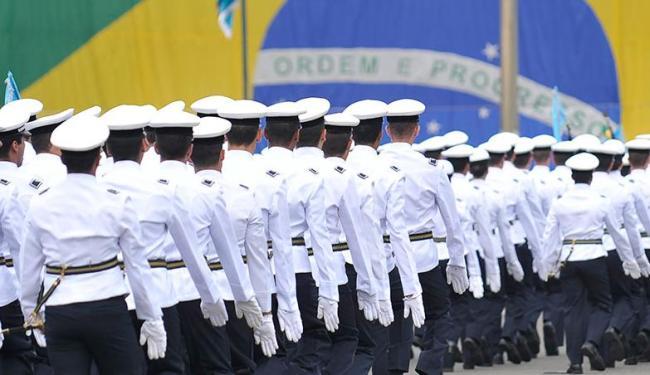 Há vagas para diversos níveis de escolaridade na Marinha e na Aeronáutica - Foto: Antônio Cruz   ABr