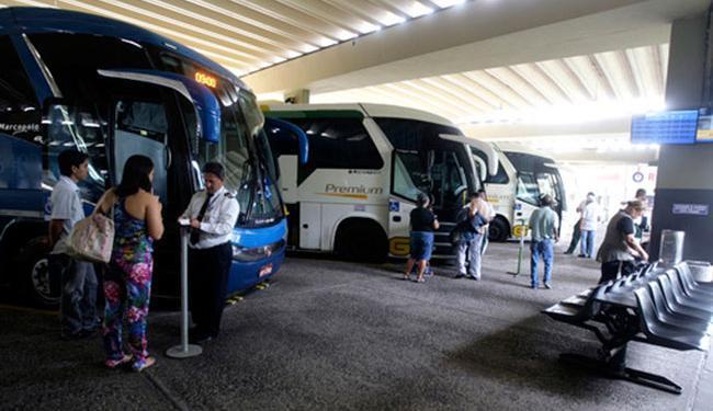 A estimativa é que 95 mil pessoas passarão pelo terminal durante o feriado - Foto: Divulgação | Agerba