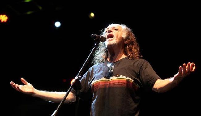 Alceu cantará acompanhado pelo violão de Paulo Rafael - Foto: Adilton Venegeroles | Ag. A TARDE