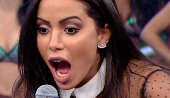 Anitta participou do 'Arquivo Confidencial' e foi convidada para fazer novela de Aguinaldo Silva - Foto: Reprodução   TV Globo