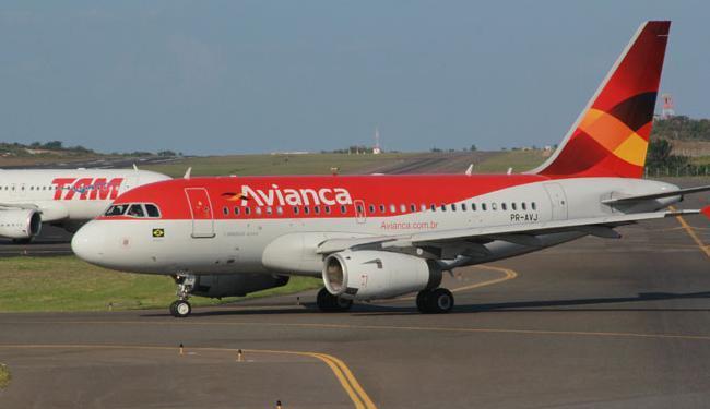 O voo partiu com uma tripulação reserva - Foto: Joá Souza | Ag. A Tarde
