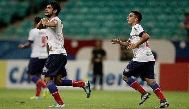 O Bahia é o único time com 100% de aproveitamento no torneio regional - Foto: Lúcio Távora | Ag. A TARDE
