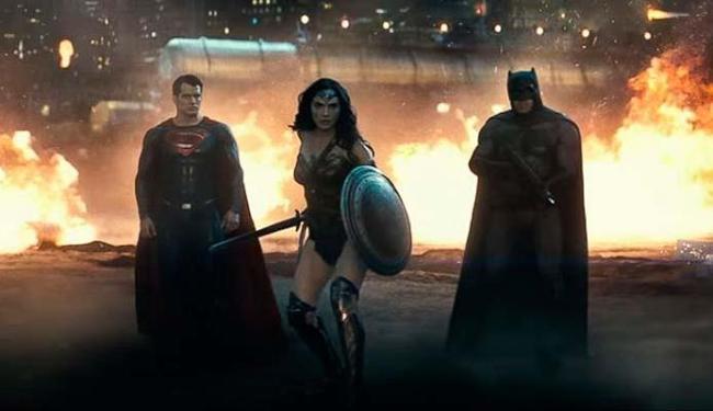 Batman Vs Superman não foi bem para os críticos - Foto: Divulgação