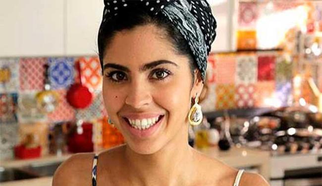 A apresentadora e chef de cozinha Bela Gil tem parto previsto para junho - Foto: GNT | Divulgação