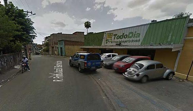 Crime aconteceu na madruga desta quinta-feira, 17 - Foto: Reprodução | Google Street View