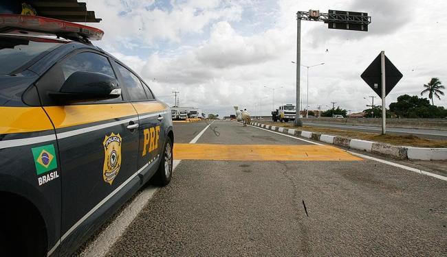 A Polícia Rodoviária Federal divulgou o balanço sobre o feriadão nesta segunda, 28 - Foto: Fernando Amorim | Ag. A TARDE