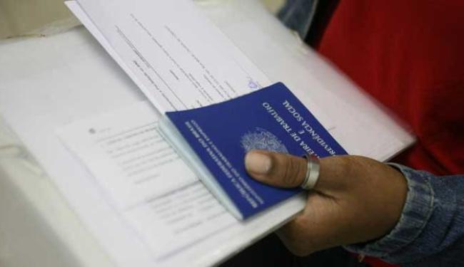 IBGE passou a divulgar a taxa de desocupação em bases trimestrais para todo o território nacional - Foto: Erik Salles / Ag. A TARDE Data: 10/05/2011