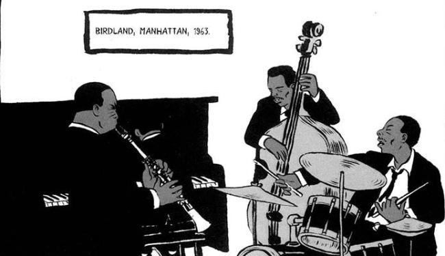 HQ está recheada de jazz - Foto: Divulgação