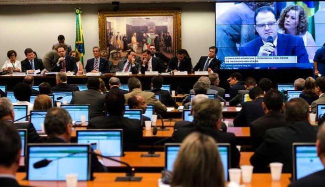 O ministro da Fazenda, Nelson Barbosa, e o professor de Direito Tributário da Uerj Ricardo Lodi - Foto: Marcelo Camargo   Agência Brasil