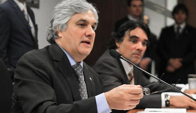 Delcídio também afirmou que acredita que o ministro agia como emissário da presidente - Foto: Dorivan Marinho | Agência Senado