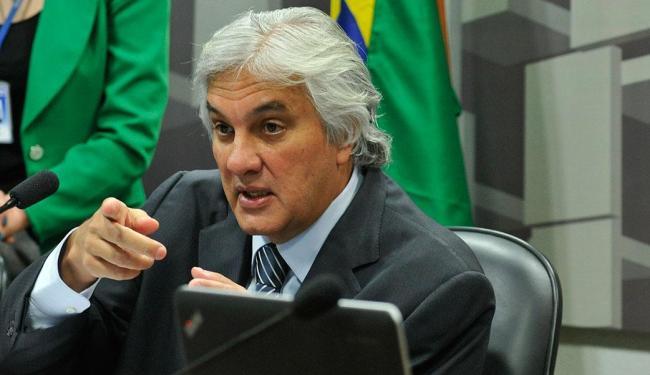 O senador não compareça à oitiva marcada para esta quarta-feira no Conselho de Ética - Foto: Geraldo Magela | Agência Senado