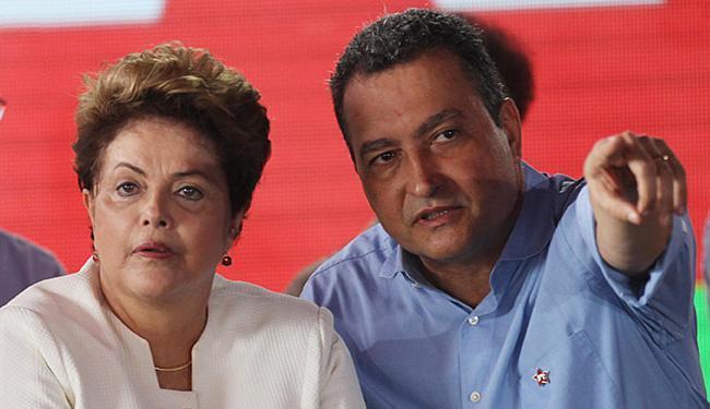 Dilma e Rui vão entregar nesta sexta-feira, 18, moradias do Minha Casa, Minha Vida em Feira - Foto: Lúcio Távora | Ag. A TARDE