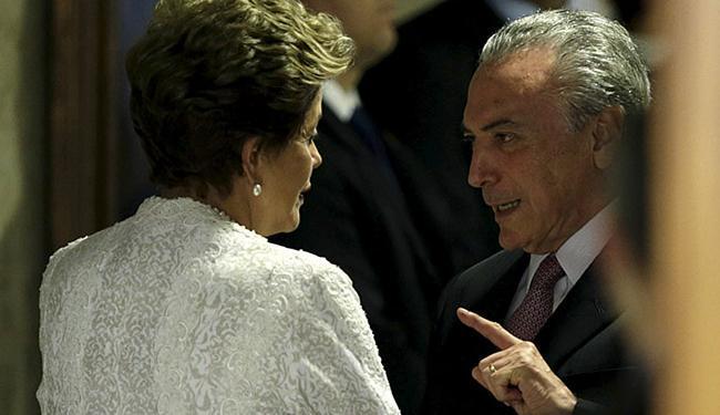 O PMDB, do vice-presidente Michel Temer, deixou o governo Dilma Roussefff - Foto: Ueslei Marcelino l Reuters